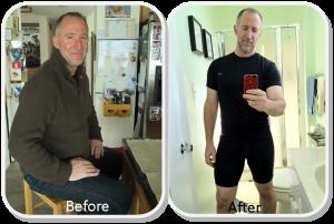 Joe Before & After